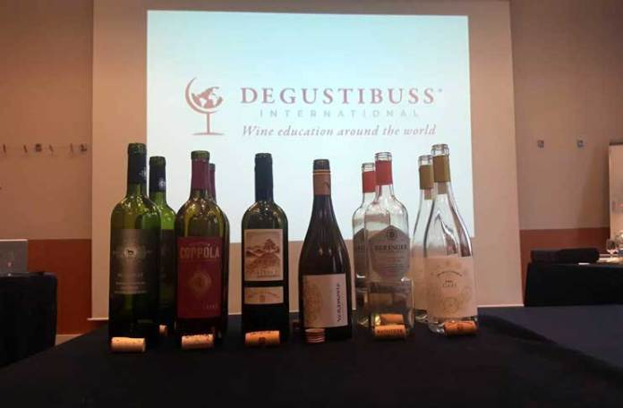 degustibuss International