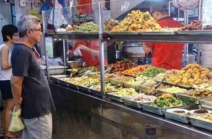Singaporean Street Food