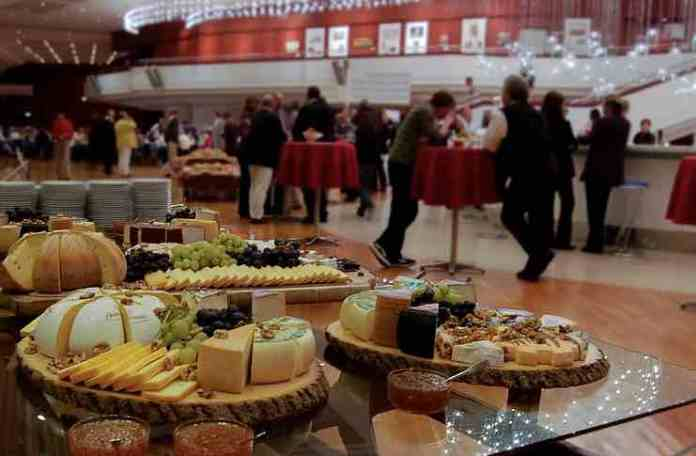 charity event catering