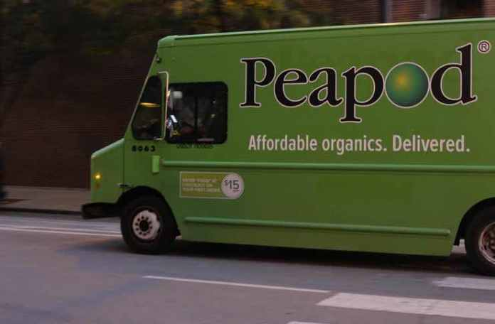 PeaPod Food delivery service