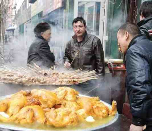 types of street foods