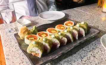 Mizu Sushi nyc