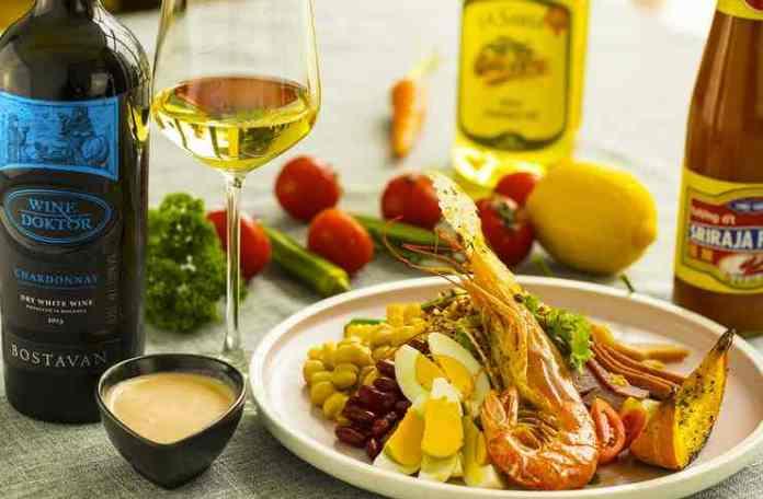 Chardonnay And Seafood