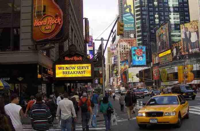 hard rock cafe new york