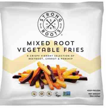 strong roots plant based snacks