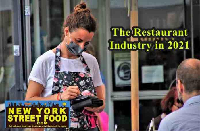 restaurant industry in 2021