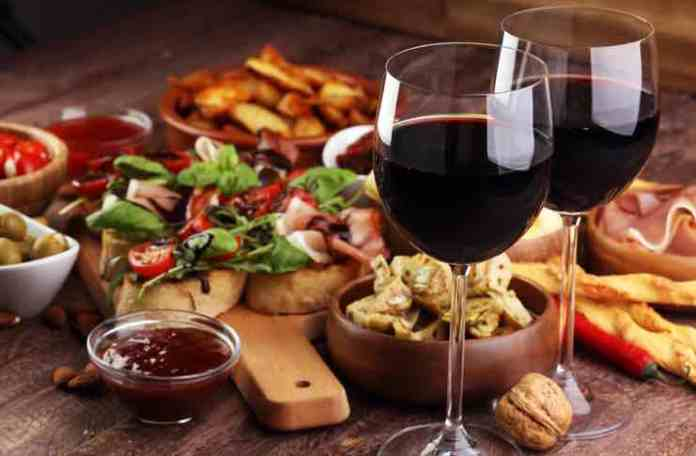Pair Wine And Food tips