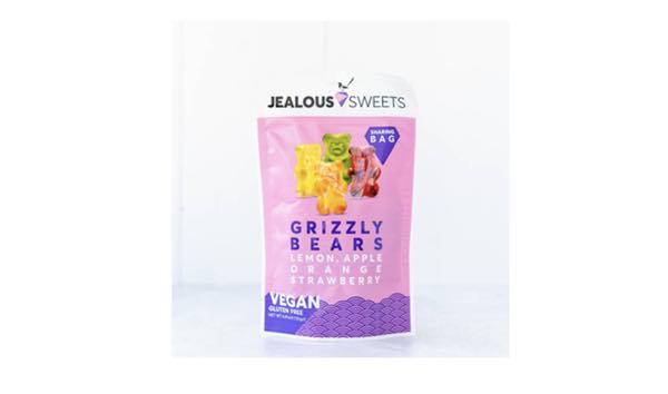 Jealous Sweets Grizzly Bears Gummy Bears