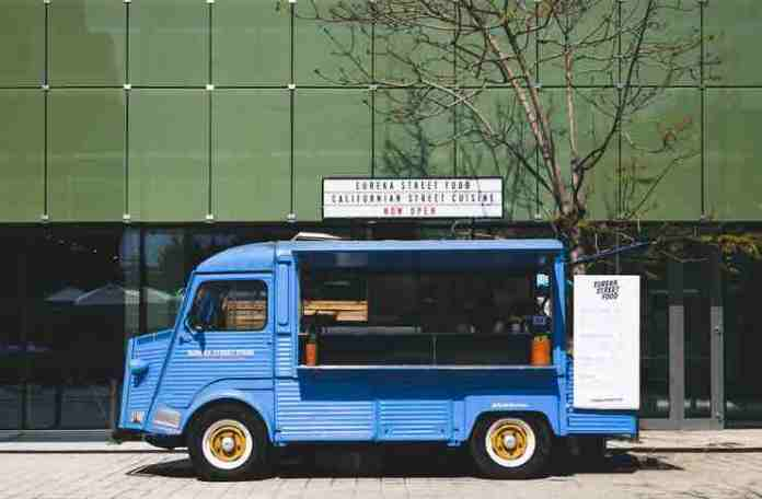 mobile food truck