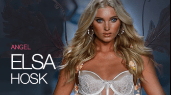 Get to know a Victoria's Secret Angel - Elsa Hosk