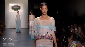 Fashion Shenzhen Spring / Summer 2016