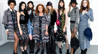 DIANE VON FURSTENBERG: FALL 2016 COLLECTION
