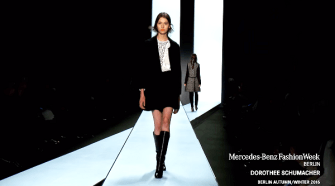 DOROTHEE SCHUMACHER IN COOPERATION WITH MASTERCARD