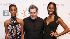Good Shepherd Services Spring Party 2016 hosted by Isaac Mizrahi