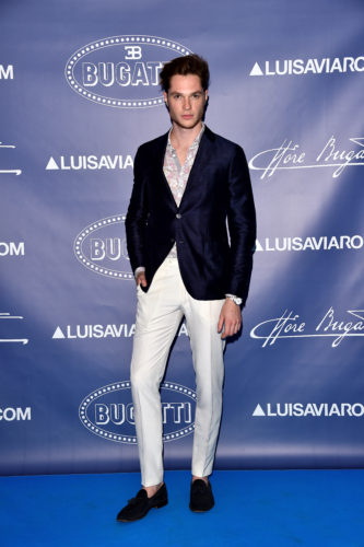 FLORENCE, ITALY - JUNE 14: Marco Cartasegna attends the 'Ettore Bugatti And LuisaViaRoma Present Ettore Bugatti's Underwater Love' at Firenze4ever 13th Edition hosted by LuisaViaRoma during Pitti 90 on June 14, 2016 in Florence, Italy. (Photo by Stefania D'Alessandro/Getty Images for LuisaViaRoma ) *** Local Caption *** Marco Cartasegna