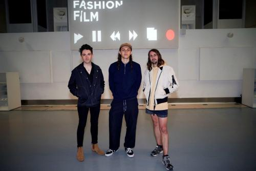 Daniel w. Fletcher, YMC & Mathew Miller at Fashion Film
