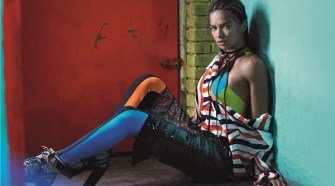Adriana Lima Vogue Brazil