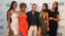 Ashley Roberts, Hencha Voigt, Ludovic Bricks, Metisha Schaefer, & Darnell Thibedeaux
