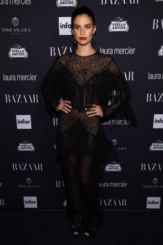 "Harper's Bazaar Celebrates ""ICONS By Carine Roitfeld"" Presented By Infor, Laura Mercier, And Stella Artois - Arrivals"