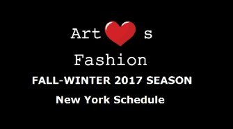 Art Hearts Fashion Schedule
