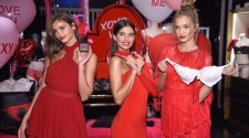 Victoria's Secret Angels Josephine Skriver, Sara Sampaio and Taylor Hill Share Their Hottest Valentine's Day Gift Picks