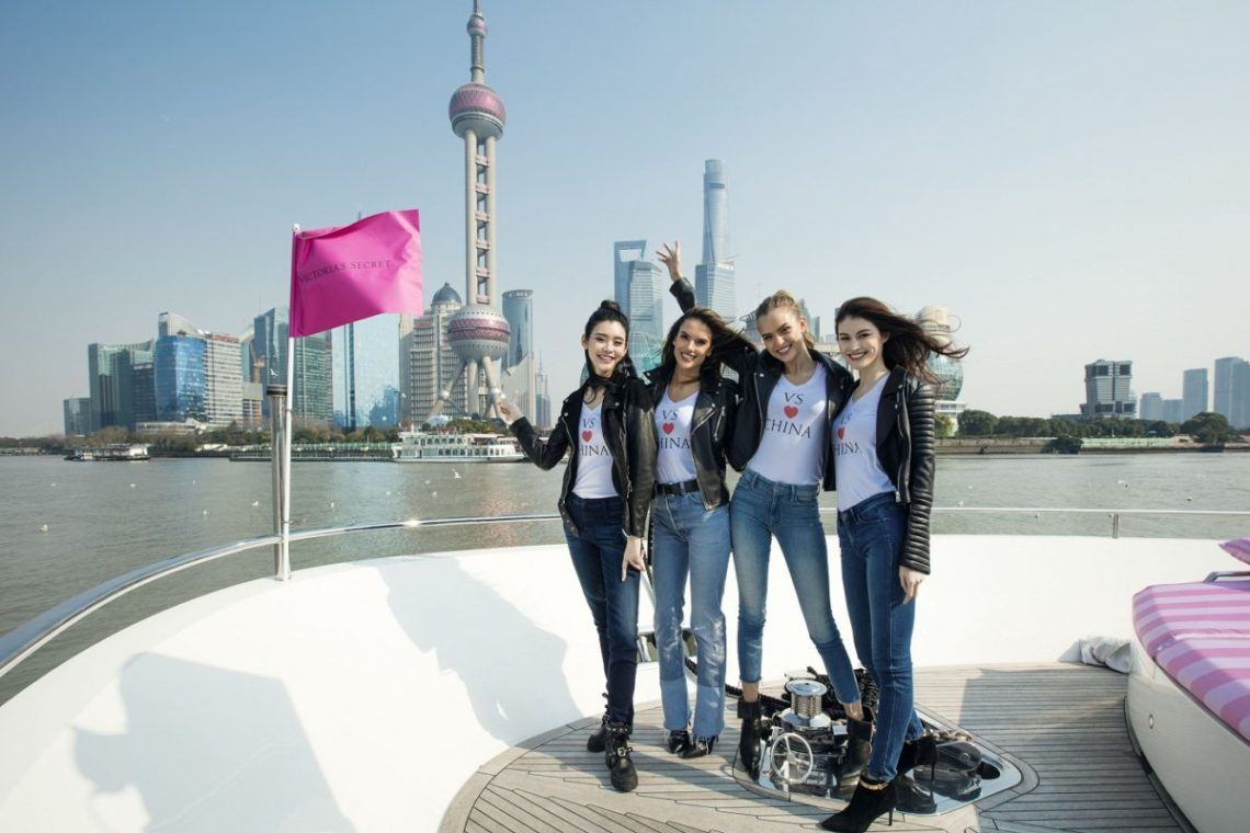 Victoria's Secret arrives in Shanghai (3)