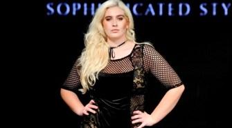 Kiyonna Clothing at Art Hearts Fashion LAFW Fall/Winter 2017