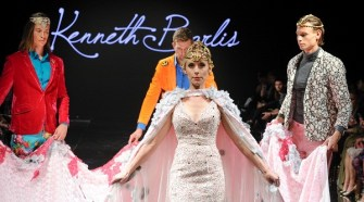 Kenneth Barlis - Art Hearts Los Angeles Fashion Week Day 1