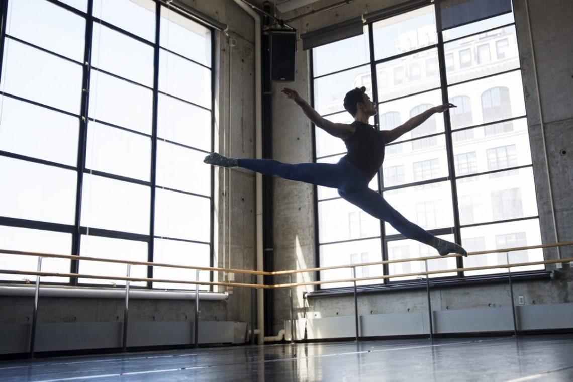 Tomas Matos (2016 YoungArts Winner, Dance 2016)© Em Watson