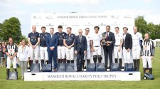 MASERATI ROYAL CHARITY POLO TROPHY