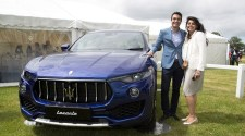 Maserati Royal Charity Polo Trophy 2017