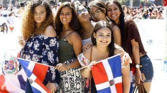 Dominican Day Parade 2017 in New York City