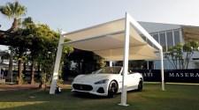 Maserati_GranCabrio_Sport_MY18_on_display_at_Santa_Maria_Polo_Club_in_Sotogrande
