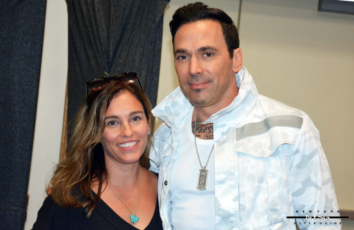 Power Rangers Amy Jo Johnson and Jason David Frank