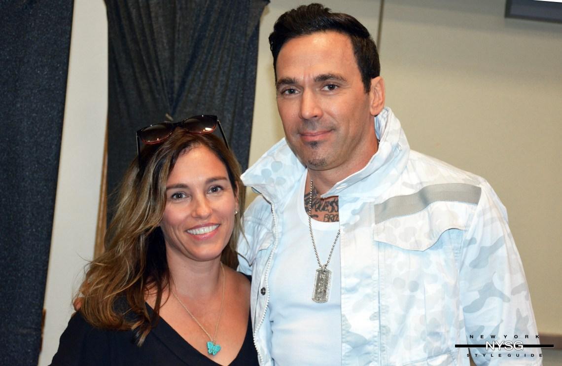 Power Rangers Amy Jo Johnson and Jason David Frank