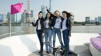 Victorias Secret arrives in Shanghai