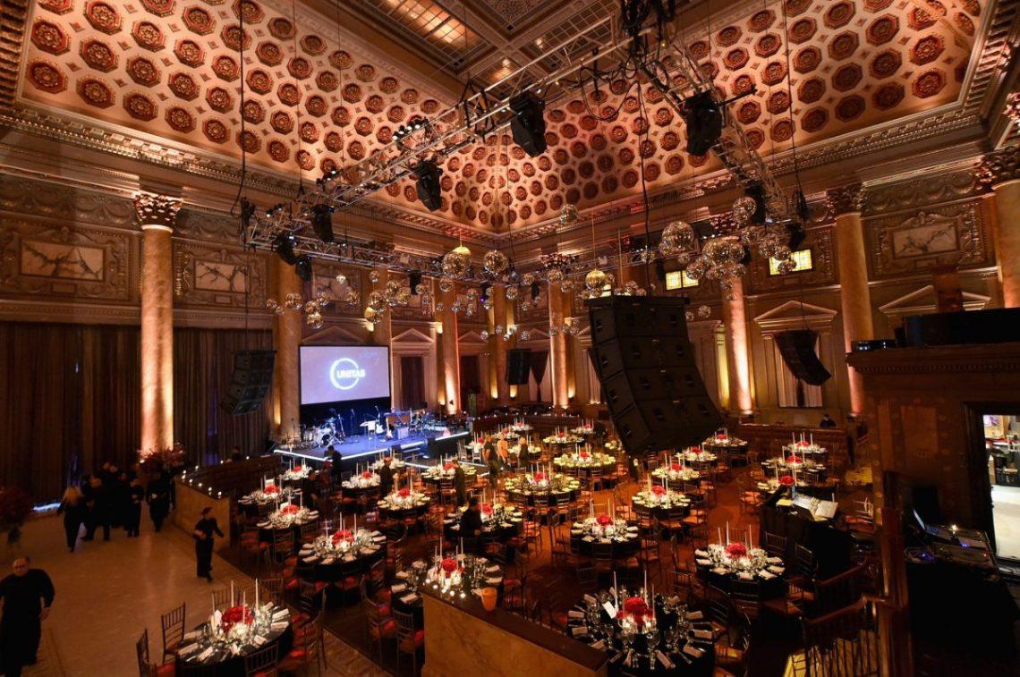 Unitas Hosts Third Annual Gala Against Human Trafficking - Show