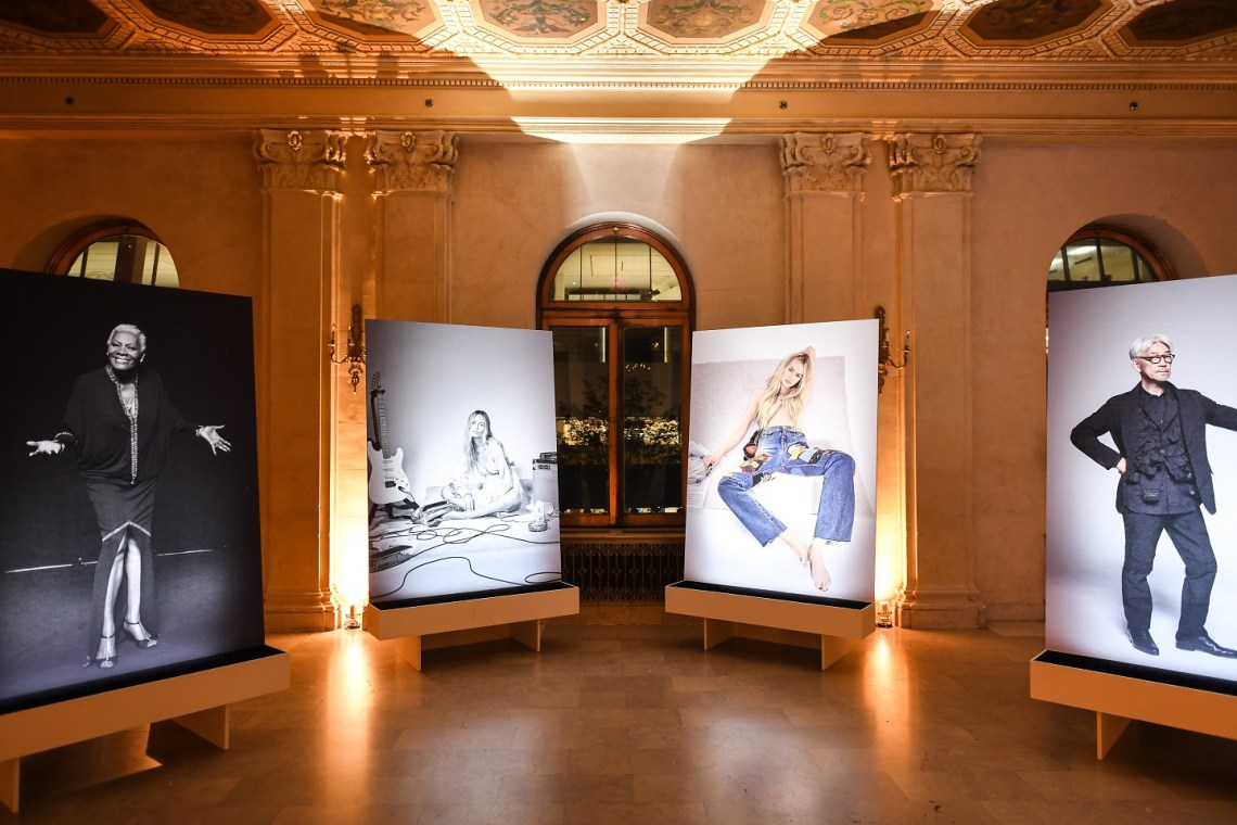 Harper's BAZAAR celebrates 'ICONS by Carine Roitfeld' : presented by Infor, Laura Mercier, Stella Artois, FUJIFILM and SWAROVSKI