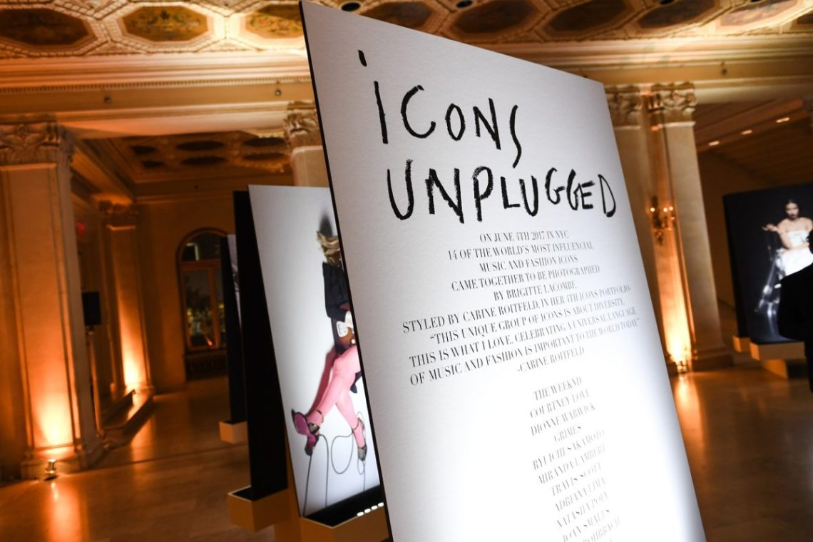 Harper's BAZAAR celebrates 'ICONS by Carine Roitfeld' : presented by Infor, Laura Mercier, Stella Artois, FUJIFILM and SWAROVSKI