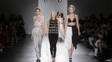 Philadelphia Designer Samantha Leibowitz New Designs During New York Fashion Week