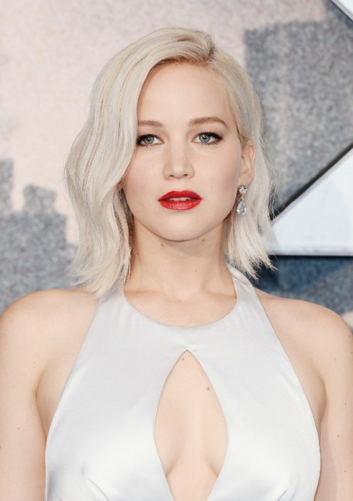 3. Jennifer Lawrence