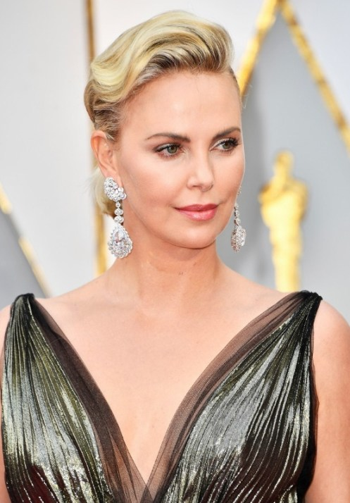 7. Charlize Theron