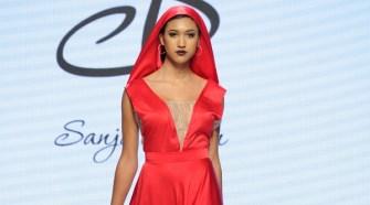 Sanja Bobar Spring 2018 Collections - LA Fashion Week Art Hearts Fashion