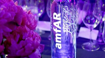 Moët Hennessy, Official Wine and Spirits Partner, of amfAR Gala Los Angeles