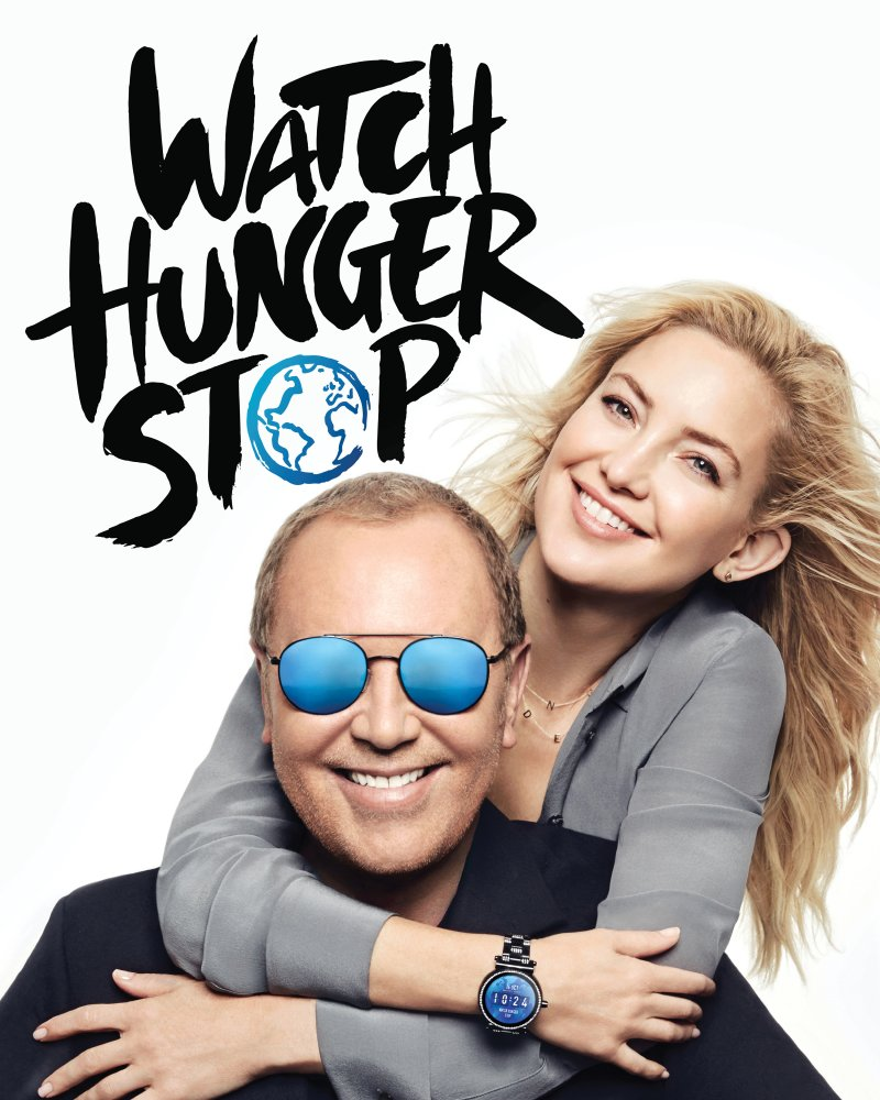 MICHAEL KORS ANNOUNCES HIGHLIGHTS OF 2017 WATCH HUNGER STOP CAMPAIGN TO FIGHT GLOBAL HUNGER