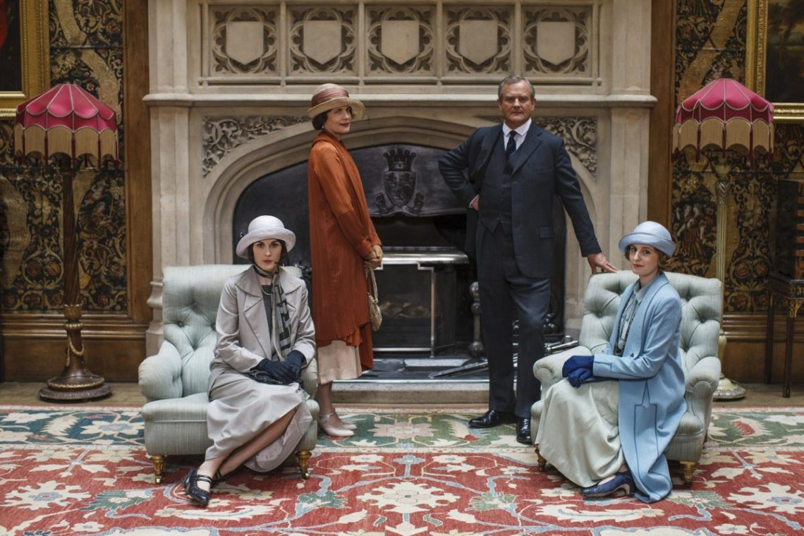 DOWNTON ABBEY REVISITED – MULTI-CITY EXHIBITION OPENS IN NEW YORK