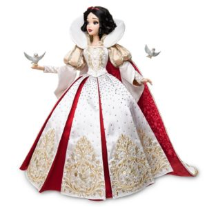 Hand crafted Snow Whitecollectible doll