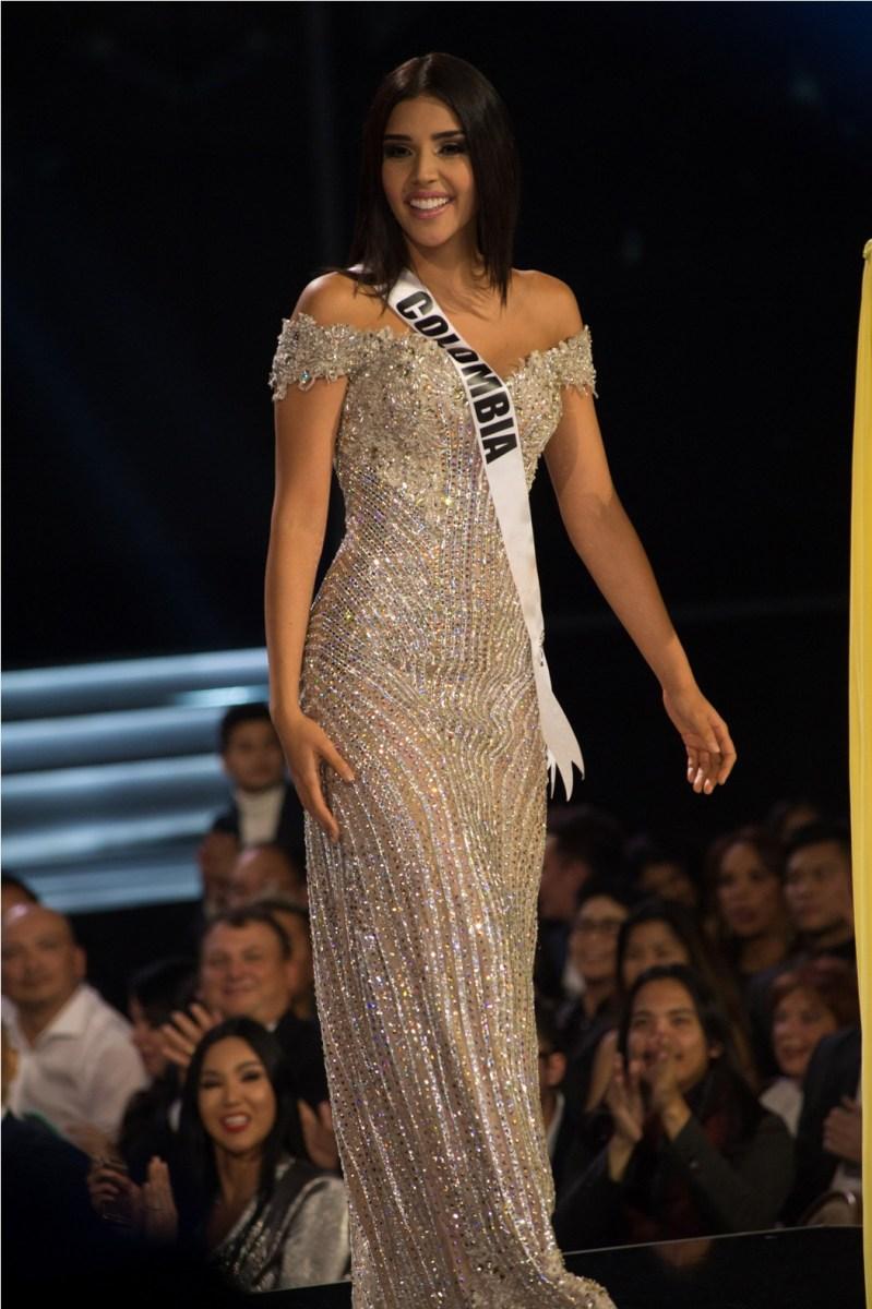 Laura González, Miss Colombia 2017
