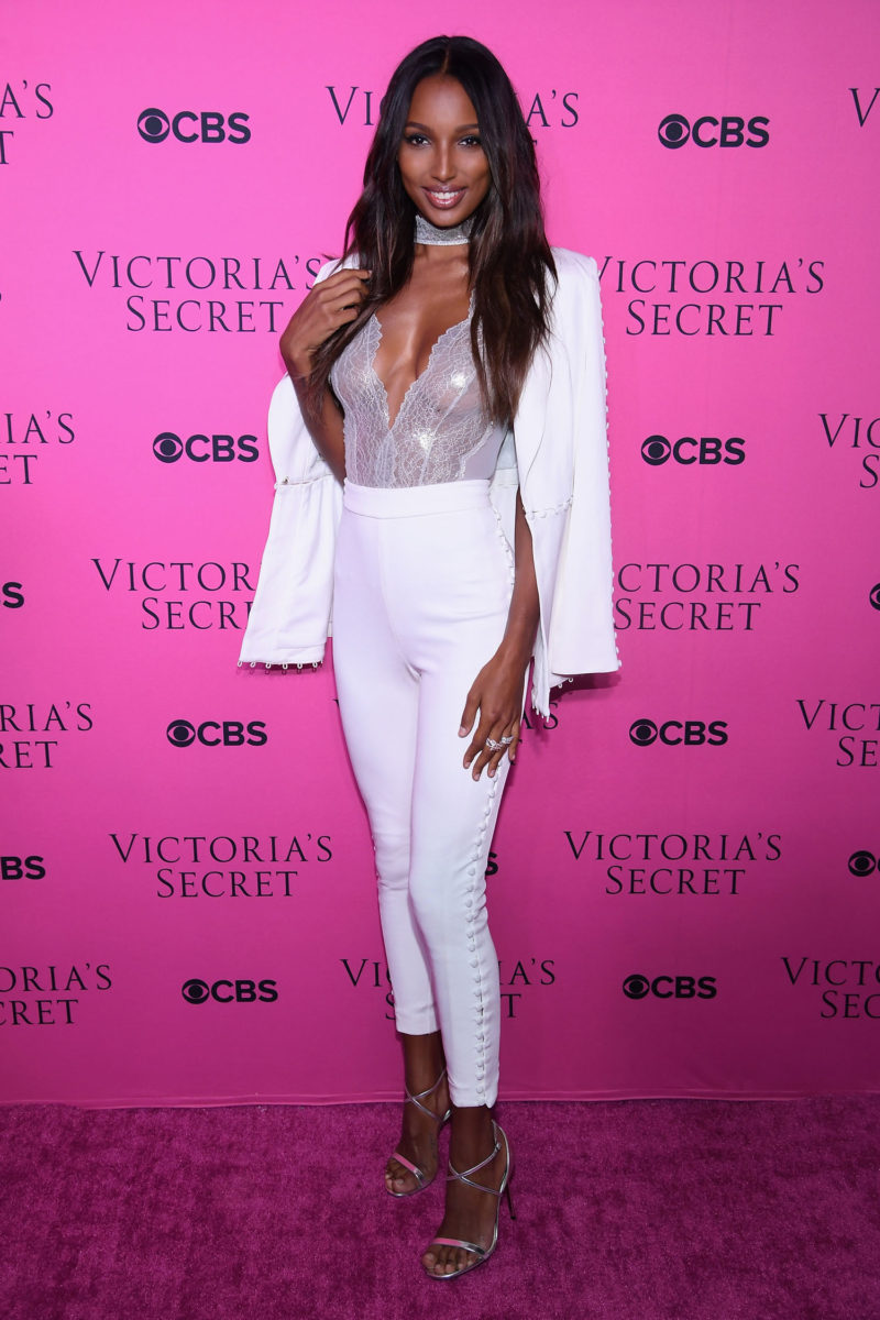 Victoria's Secret Angels Gather To Watch The 2017 Victoria's Secret Fashion Show