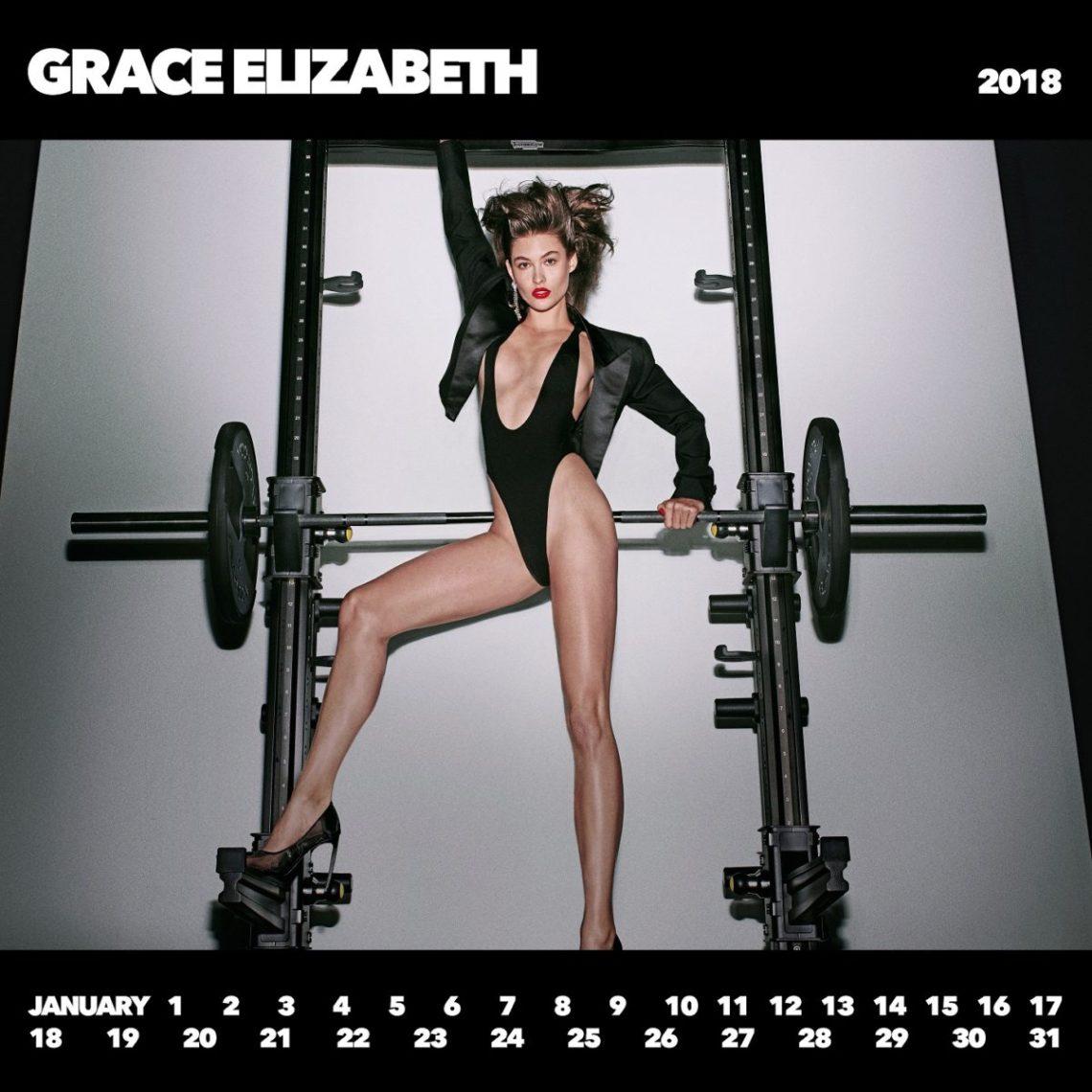 CR Girls 2018 with Technogym Grace Elizabeth